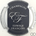 Champagne capsule 2 Fond argent