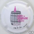 Champagne capsule 65.b 3/8 Celles sur Ource