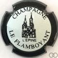 Champagne capsule 1.c Contour noir