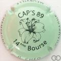 Champagne capsule 9 14éme bourse Caps 89