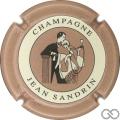 Champagne capsule 13.d Vieux rose