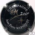 Champagne capsule 7 Noir