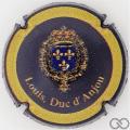 Champagne capsule 142 Duc d'Anjou