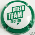 Champagne capsule A11 Green Team Section