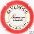 Champagne capsule 81 Rambouillet, 2011