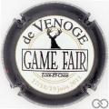 Champagne capsule 34.a Game Fair, 2011