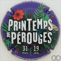 Champagne capsule 342.q Printemps de Perouges, 19ème festival