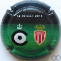Champagne capsule 348.a Cercle Brugge-Monaco