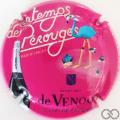Champagne capsule 342.f Printemps de Pérouges, coiffe argent