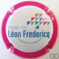 Champagne capsule A25 Fondation Léon Fredericq