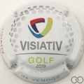 Champagne capsule 369.a Visiativ Golf