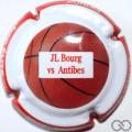 Champagne capsule 340.o JL Bourg vs Antibes