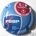 Champagne capsule 268.c FBBP Reims