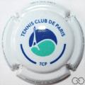 Champagne capsule 256.d Tennis Club Paris