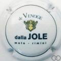 Champagne capsule 270.d Dalla Jole