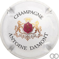Champagne capsule 3 Ecusson rouge