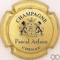 Champagne capsule 4 Or et noir
