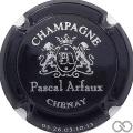 Champagne capsule 6 Noir et argent