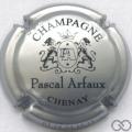 Champagne capsule 7.a Argent et noir