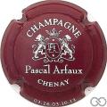 Champagne capsule 5 Bordeaux et blanc