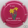 Champagne capsule 31 Placomusol'oise 2013