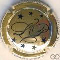 Champagne capsule 44 Or, LP et 7 étoiles
