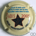 Champagne capsule 6.a Cuvée Jadis 2005