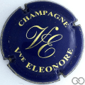 Champagne capsule 4.a Bleu-nuit et or