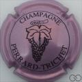 Champagne capsule 11.d Violine et noir