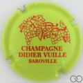 Champagne capsule 8.b Vert pomme et rouge