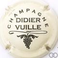 Champagne capsule 7.a Crème et noir