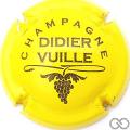 Champagne capsule 7.b Jaune et noir