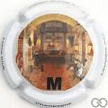 Champagne capsule 57.b 3/15 Puzzle Le Mesnil sur Oger