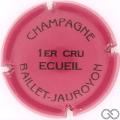 Champagne capsule 17.g Fuchsia et noir
