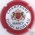 Champagne capsule 12.d Contour rouge, couronne vide