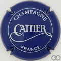Champagne capsule 8.c Bleu et argent