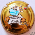 Champagne capsule A2 Protégez-Vous
