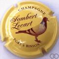 Champagne capsule 6.df Jaune et marron