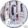 Champagne capsule 10 ADPM 2018