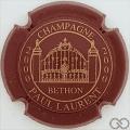 Champagne capsule 19 Bordeaux