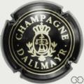 Champagne capsule 4.a Quart, noir et crème