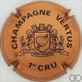 Champagne capsule 13 Cuivre et noir