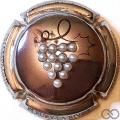 Champagne capsule 72.f Perles