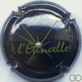 Champagne capsule 33.d Cuvée Etincelle, écriture verte avec perle
