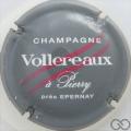Champagne capsule 5 Gris, blanc et rouge