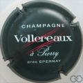 Champagne capsule 4 Vert foncé, blanc et rouge