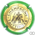 Champagne capsule 111 Contour vert, Fifa World Cup Brazil