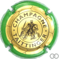 Champagne capsule 111.a Contour vert, 2014 Fifa World Cup Official