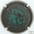 Champagne capsule 6.k Noir et vert