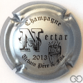 Champagne capsule 17.e N, comme Nectar